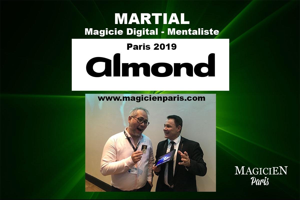 Magie et mentalisme à Paris