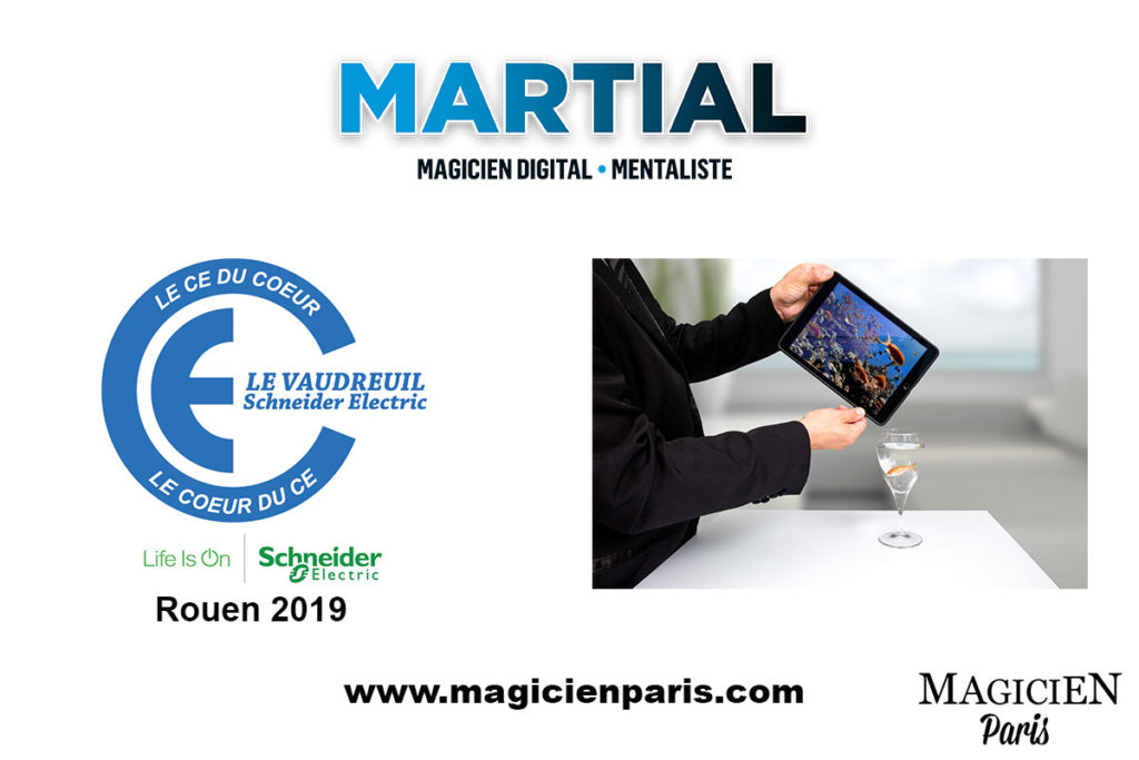 Magie digitale et mentalisme