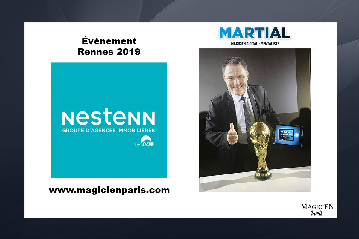 magie numérique à Rennes