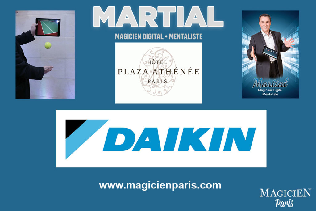 Magicien numérique à Paris