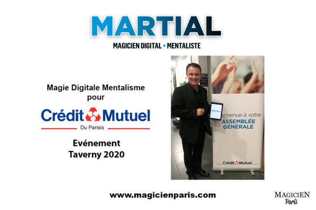 Magicien digital