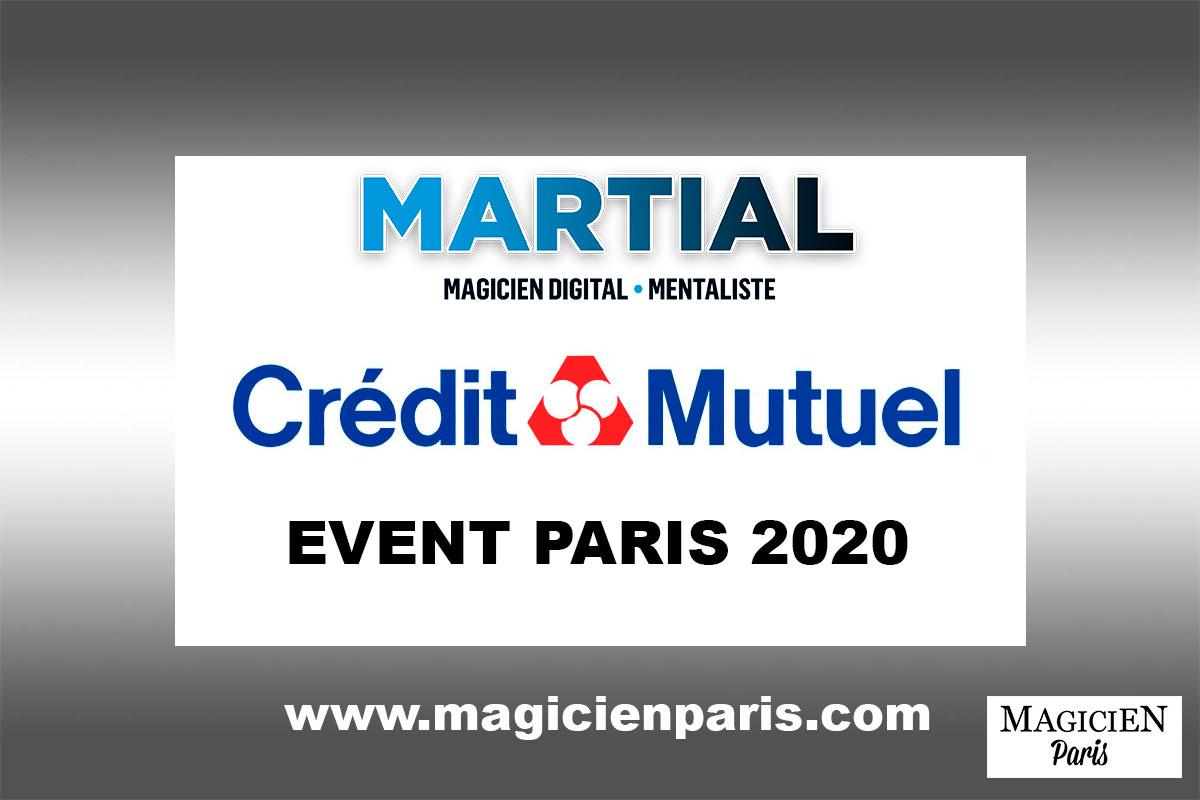 Mentaliste à Paris