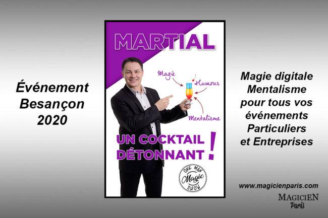 Magicien mentaliste